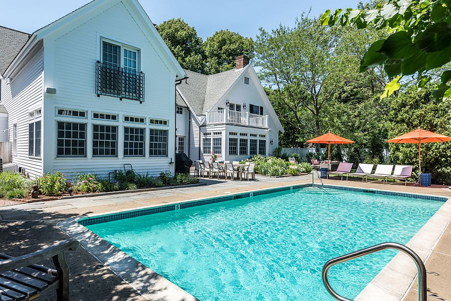 edgartown vacation homes with pools