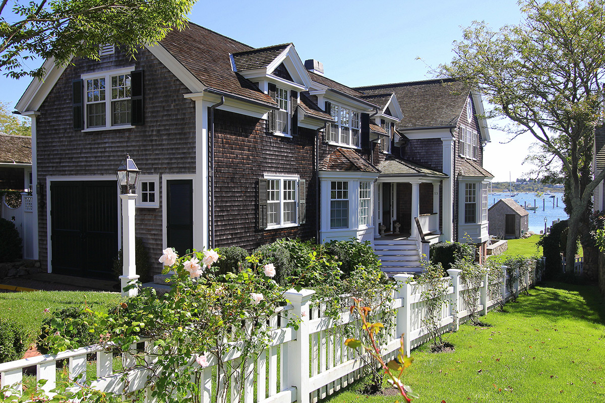 RONAP, an elegant harborfront vacation rental in Edgartown