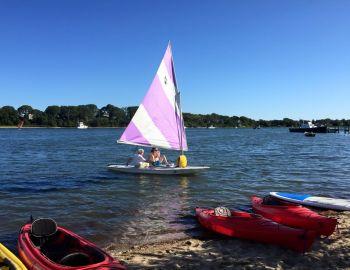 Wind's Up Sail boat Martha's Vineyard