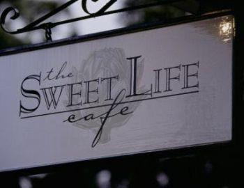 Sweet Life Café Logo