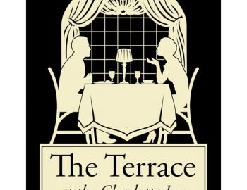 The Terrace at The Charlotte Inn logo
