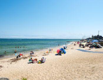 Oak Bluffs Town Beach