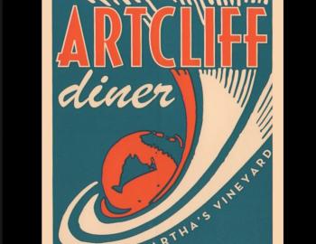 Art Cliff Diner Logo