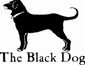 Black Dog Tavern Logo