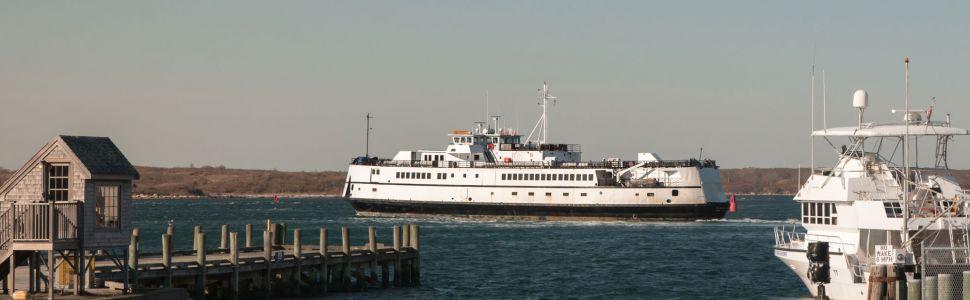 martha's vineyard ferry
