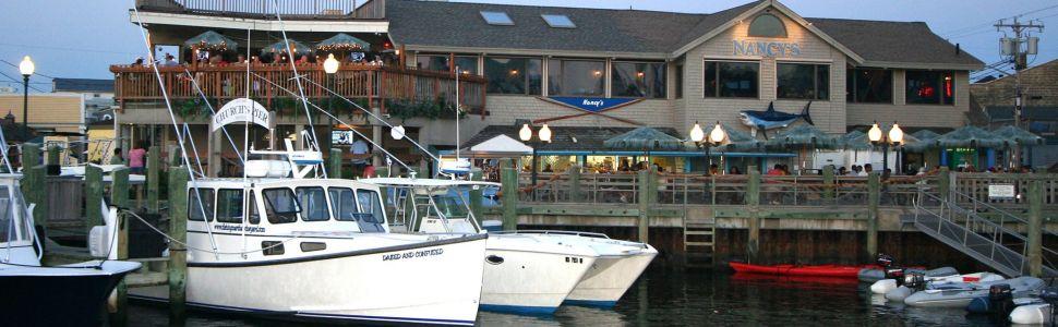 Nancy's Restaurant Dock